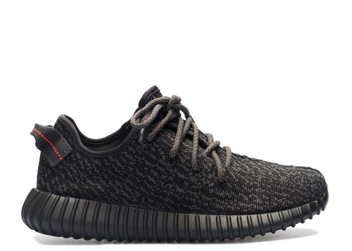 Adidas Yeezy Boost 350 Low Pirate Black