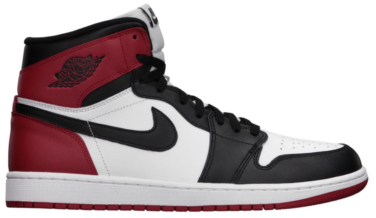 Jordan 1 Retro Black Toe (2013)
