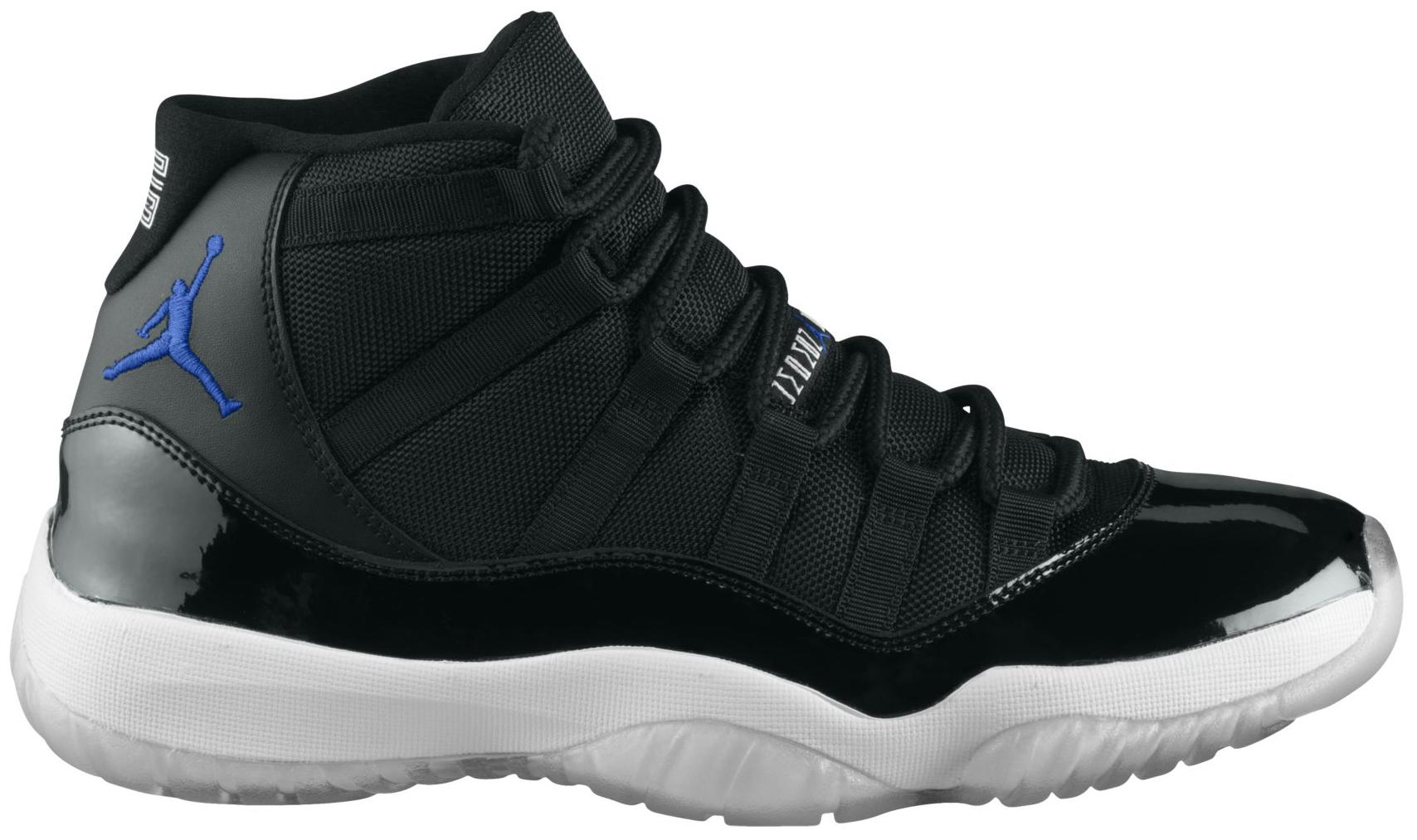 Jordan 11 Retro Space Jams (2009)