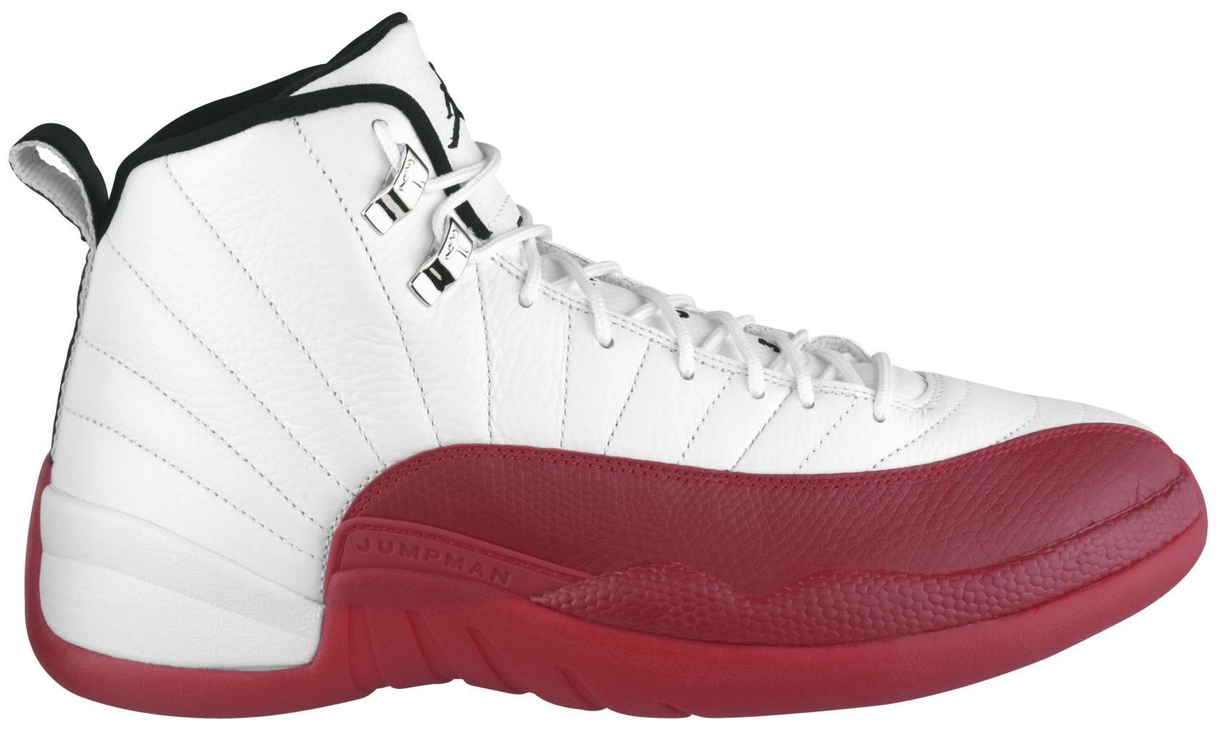 Jordan 12 Retro Cherry (2009)