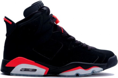 Jordan 6 Retro Infrared Black (2000)