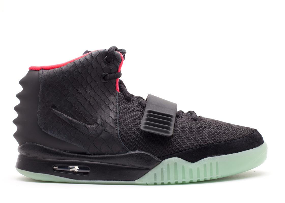 Air Yeezy 2 Solar Red