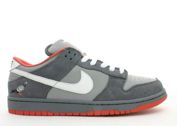 "Nike Dunk SB Low Staple ""NYC Pigeon"""