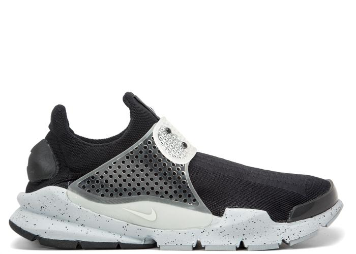 Nike Sock Dart Fragment Black Oreo