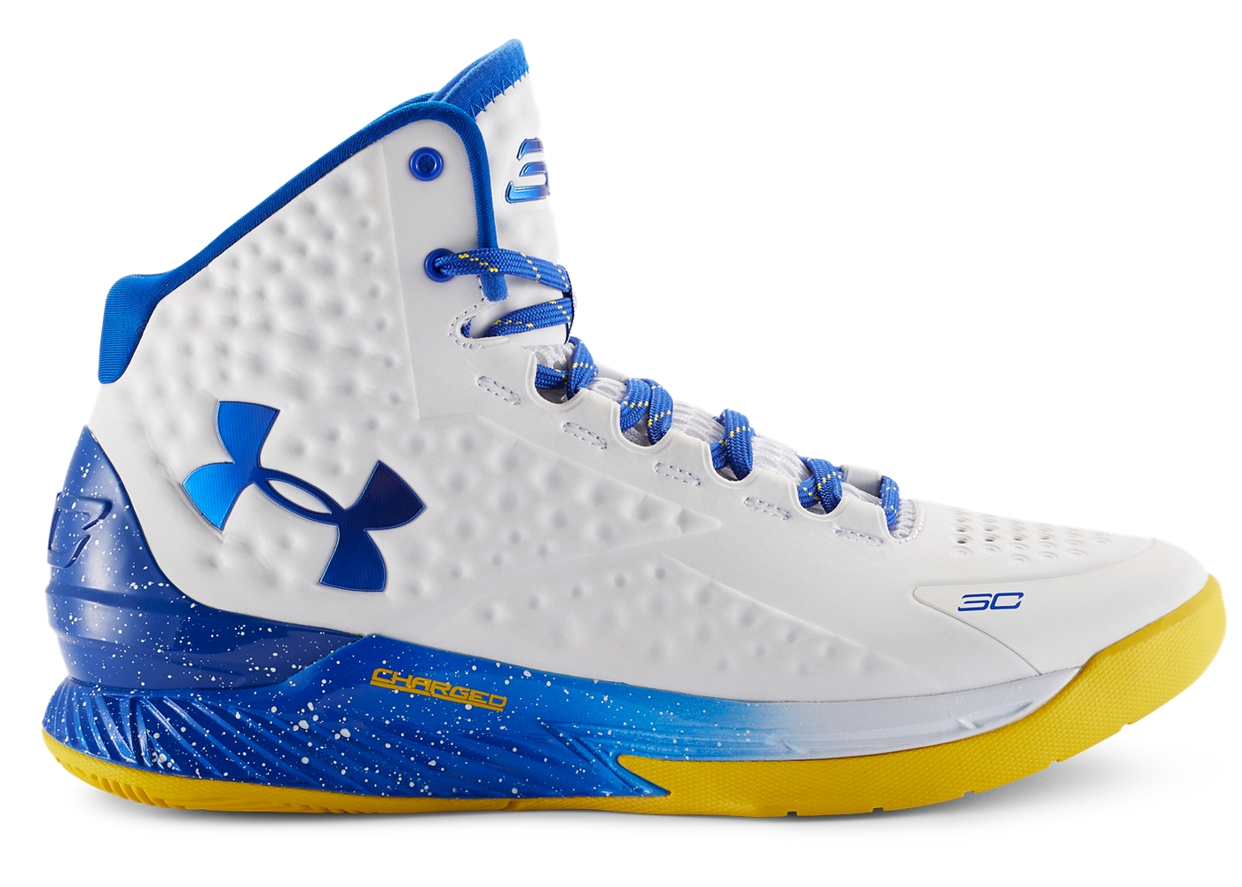 UA Curry One Dub Nation