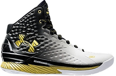 UA Curry One MVP